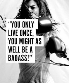 badass girl, weight loss langley, langley weight loss, langley gym